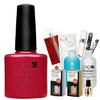 CND Shellac  Starter Kit - Hollywood